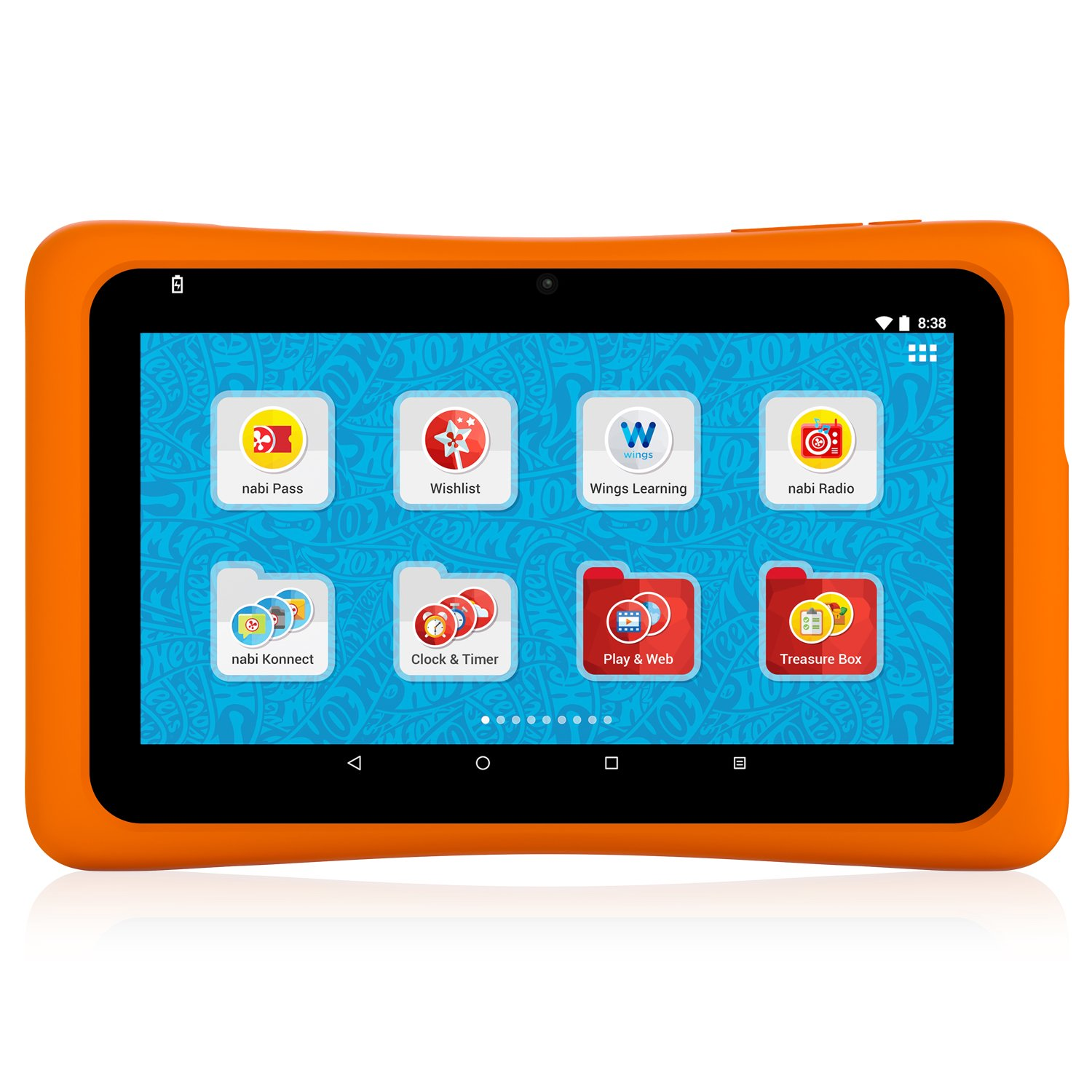 Amazon.com: Hot Wheels Tablet. Powered by nabi: Toys & Games
