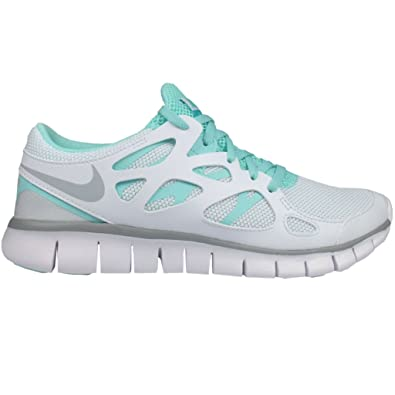NIKE Free Run 2 EXT 536746 103 Damen Sportschuhe:
