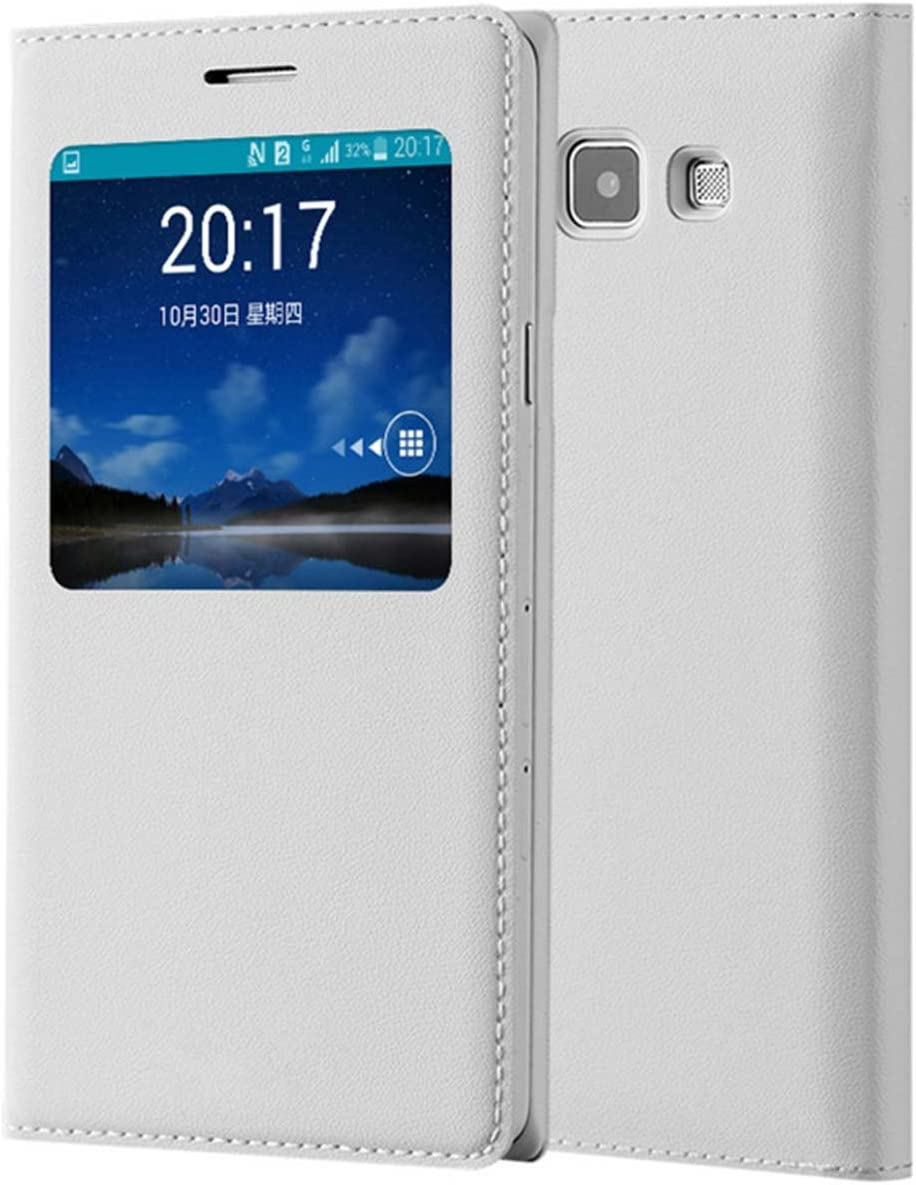 Lincivius - Funda Tipo Cartera para Samsung J7 2016, diseño de ...