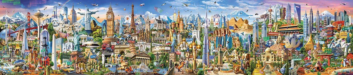 Educa Borras XXL Puzzles, Puzzle 42.000 piezas, La vuelta