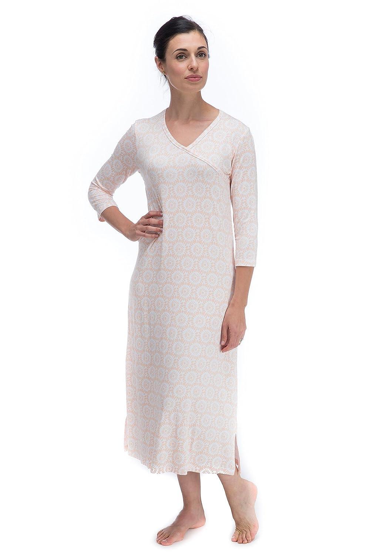 Yala BambooDreams Haley Long Nightgown HCG162