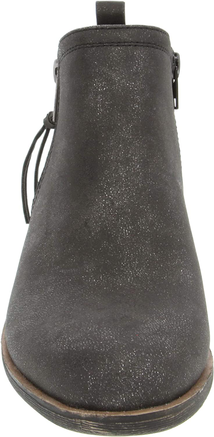 Rampage Womens Tarragon Ankle Bootie