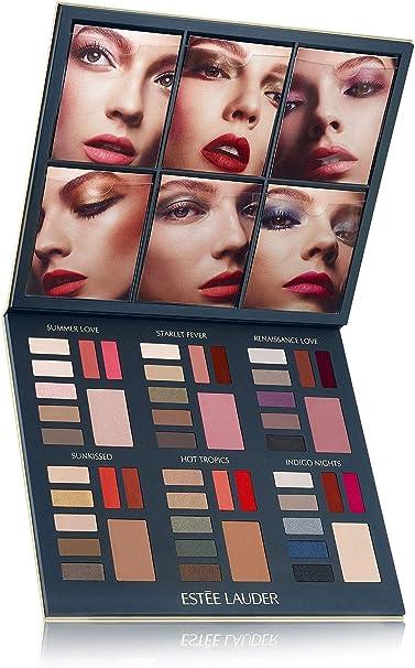 Estée Lauder – Juego de maquillaje de cartera, diseño de carteras de colores: Amazon.es: Belleza