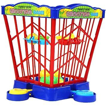 Mini Juguete de Baloncesto Familiar Plástico Juego Divertido de ...