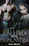 Falling for the Highlander (Falling for Love Book 1)
