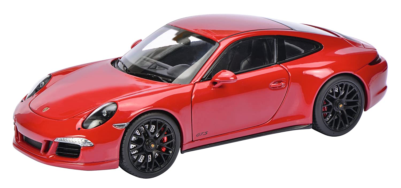 シュコー 1/18 ポルシェ 911 カレラ GTS クーペ レッド B01CKB7JUK