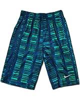 Nike Boys' Fly Abstract‑Print Shorts