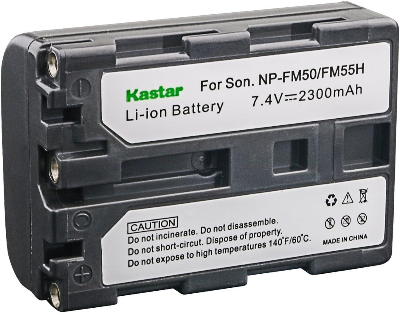 2x NP-FM70 Battery Charger+BONUS for Sony DCR-TRV10 TRV20 TRV230 TRV260 TRV30
