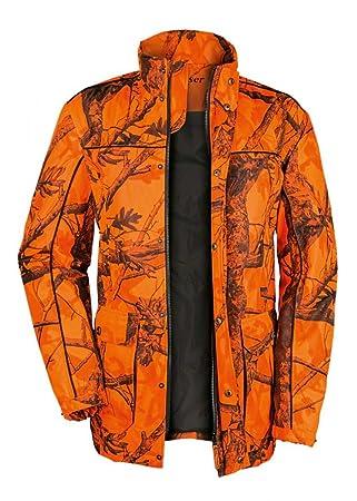 Blaser Gregor Señal - Abrigo para Hombre Chaqueta de Caza Invierno Naranja, Color Blaze Orange, tamaño Medium: Amazon.es: Deportes y aire libre
