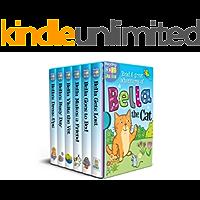 Bella the Cat Box Set: 6 Great Adventures of the Little Ginger Kitten