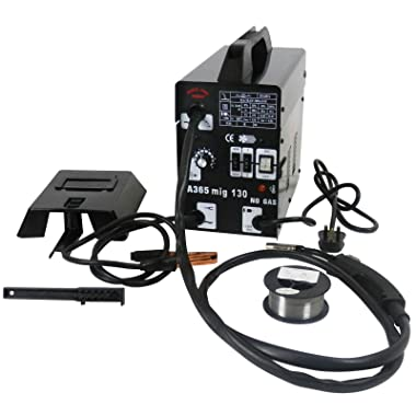 Dirty Pro Tools™ Professional Mig 130 Welder Gasless 120A