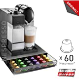 Abeba Tavola Swiss 5049036 Cassetto Holder for 60 Nespresso Capsules Plastic Multi-Coloured 39 x 28 x 4.5 cm