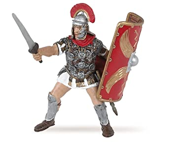roman centurion toy soldier amazon co uk toys games
