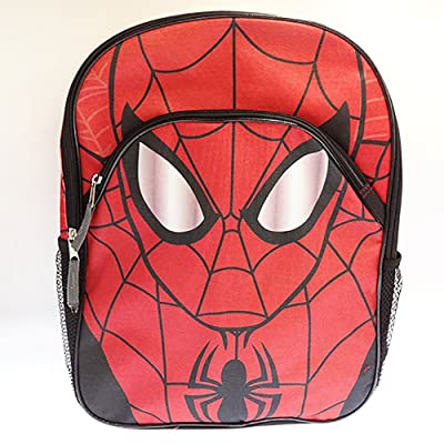 new Marvel Spider-Man Backpack with Front Pocket- 16""
