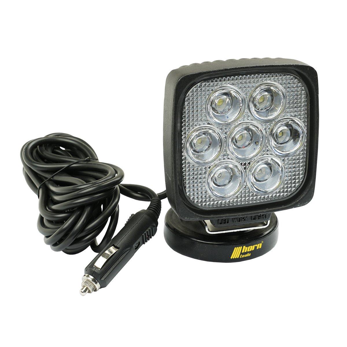 horntools LED Scheinwerfer 35W 2500Lumen 9-30V Arbeits ...