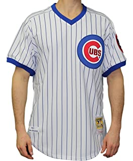 huge discount f58d7 dc606 Amazon.com : Mitchell & Ness Ryne Sandberg Chicago Cubs ...