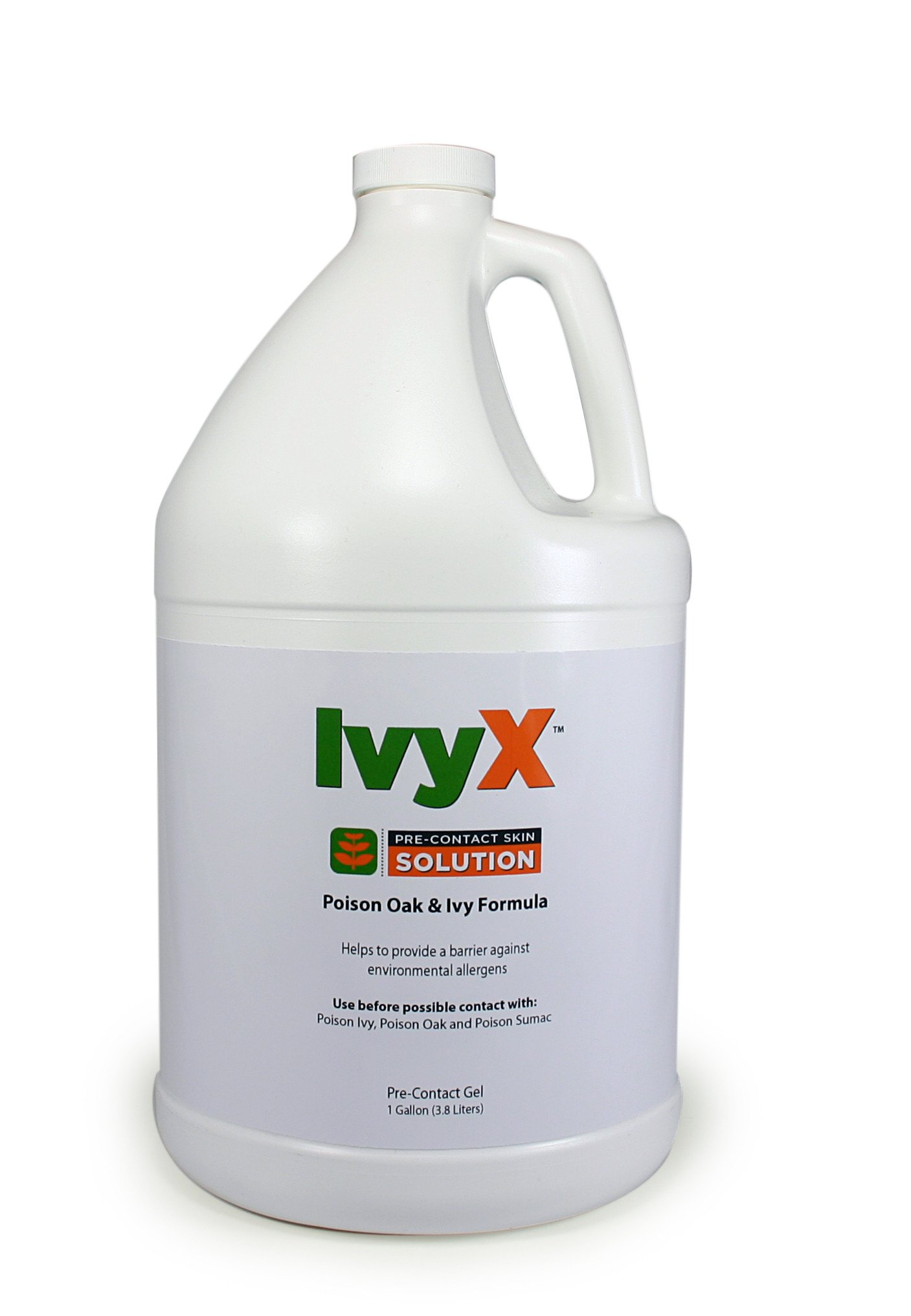First Aid Only 18-059 IvyX Pre-Contact Lotion, 1 Gallon by First Aid Only