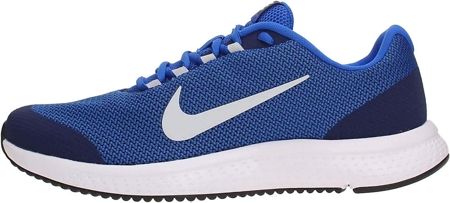 Nike 898464 Sneakers Hombre BLUE 43: Amazon.es: Libros