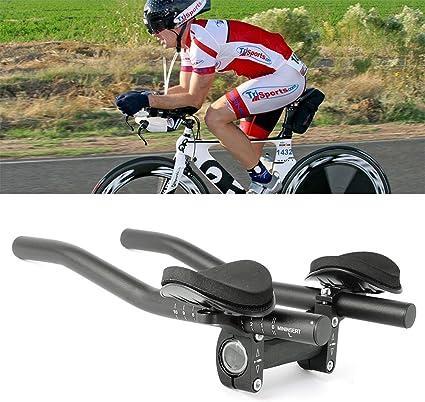 Aluminum TT Handlebar Bar Ends For Time Trial Bike Triathlon Bicycle Parts