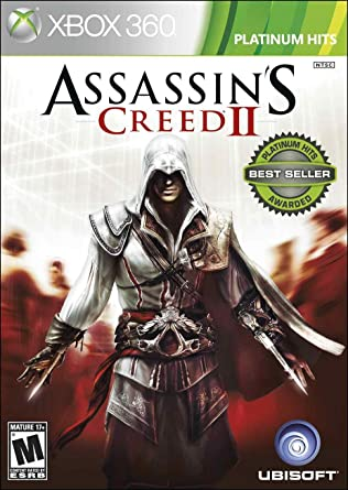 Assassins Creed II: Platinum Hits Edition by Ubisoft: Xbox 360 ...