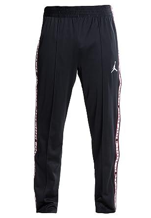 116585f0d2203c Nike Men s Air Jordan Basketball Tearaway Button Snap Pants Black Size XL  at Amazon Men s Clothing store
