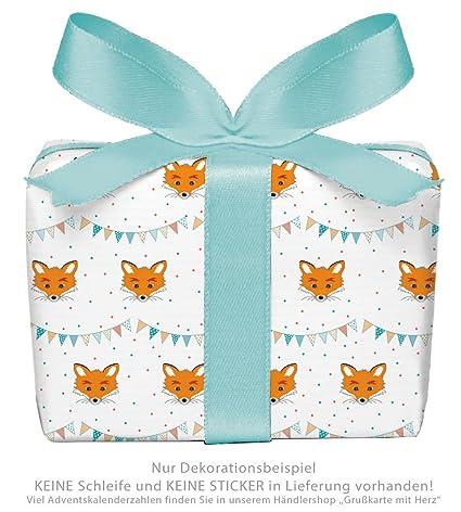 Papel de regalo para niños/cumpleaños infantiles/bebé ...