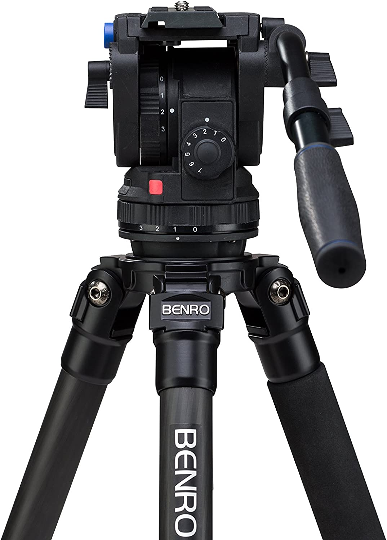 Benro Bv6h Videokopf Kamera