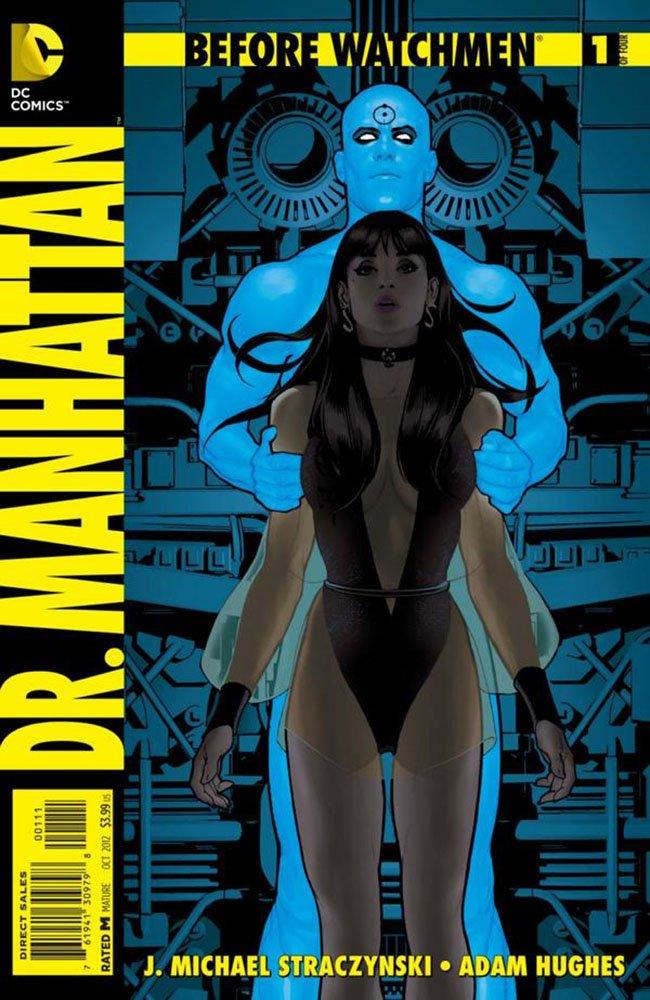 Before Watchmen Dr Manhattan #1 pdf epub