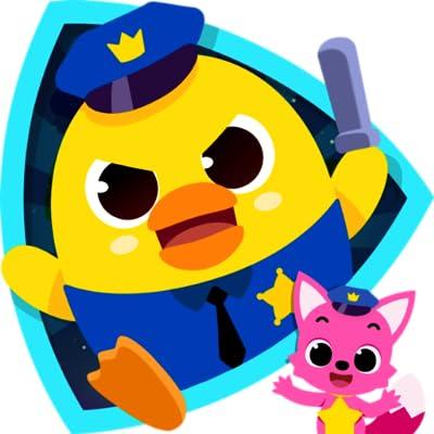 Pinkfong El Policía
