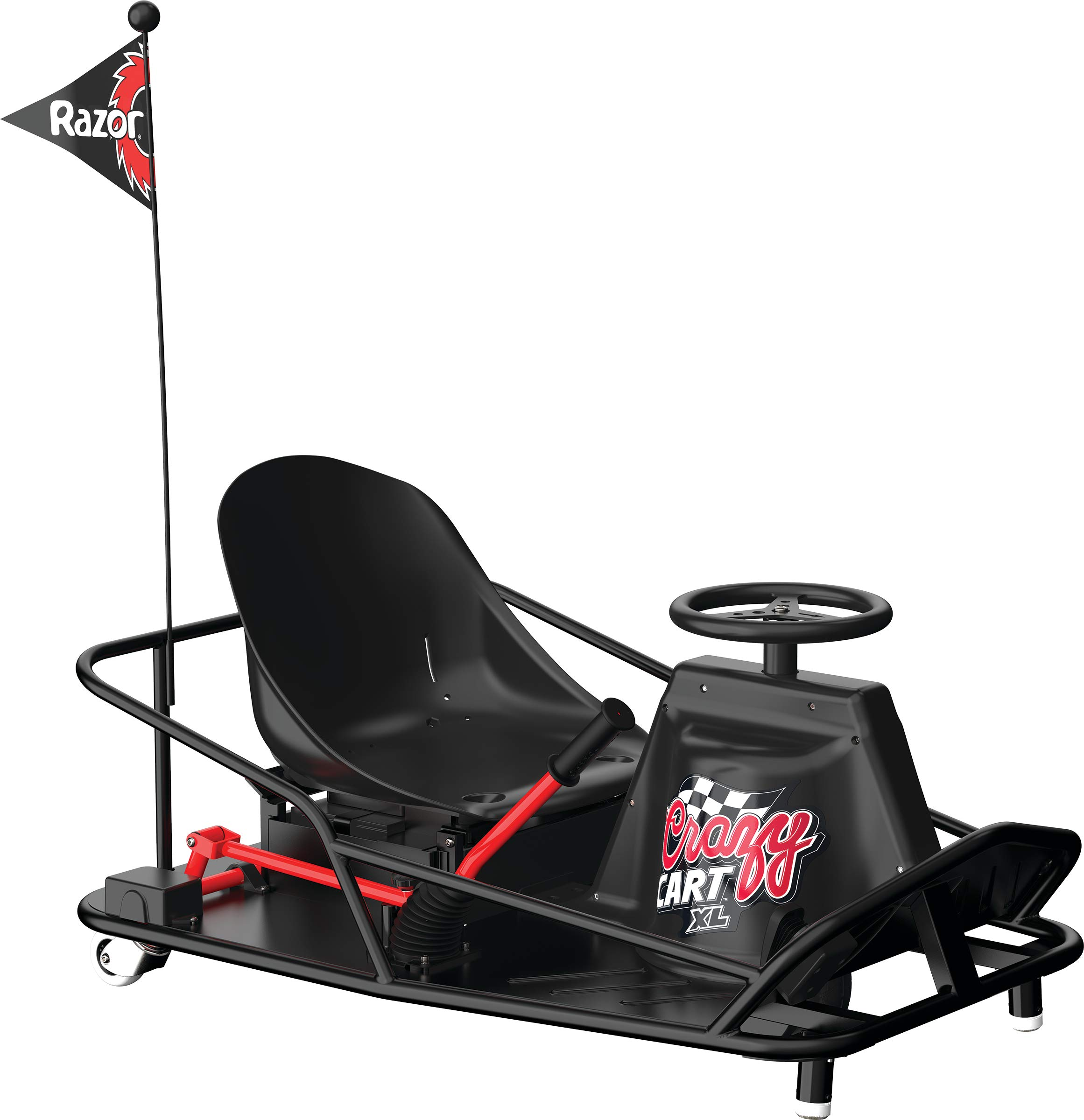 Razor Crazy Cart XL 36 Volt Electric Go-Kart