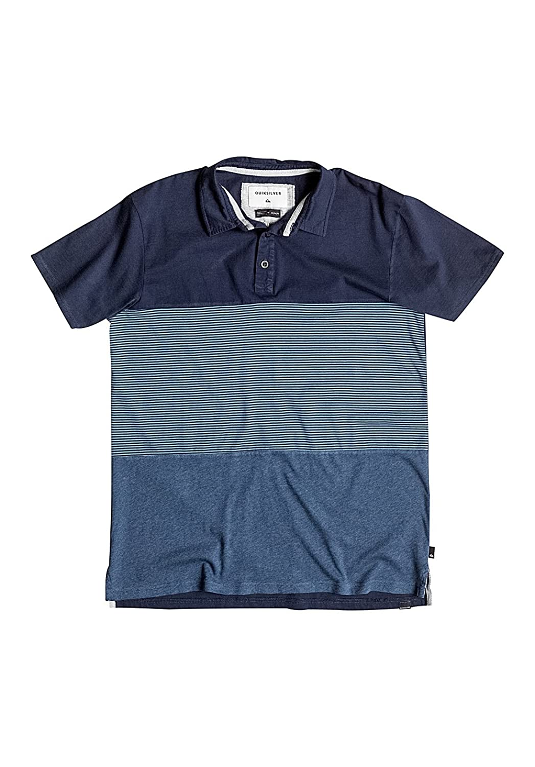 Herren Polo Shirt Quiksilver Wave In Motion Polo