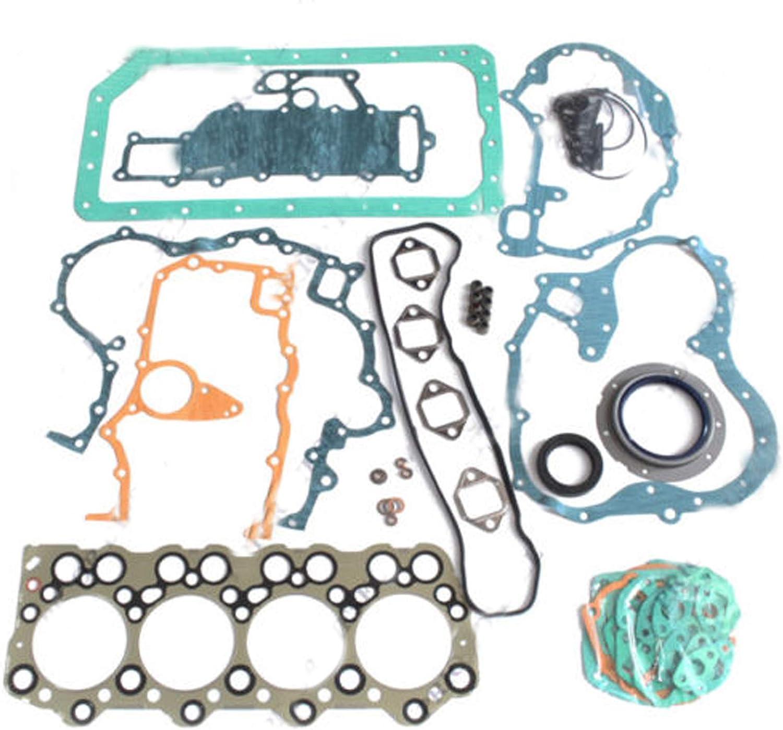 Engine Overhaul Rebuild kit For Mitsubishi Fuso Canter 4D32 3.6L Engine