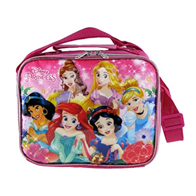 Princess Lunch Box - Pretty Princess A14864: Kitchen & Dining
