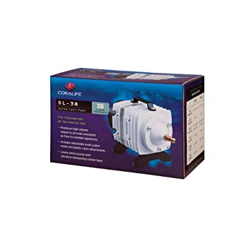 Coralife Energy Savers ACL01656 Hp Super Luft Pump Sl-38