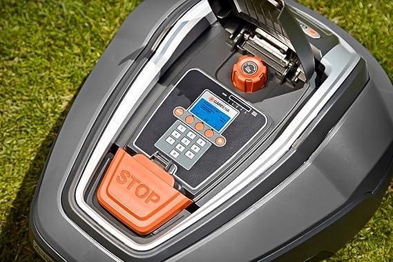 Gardena 04069 - 66 cortacésped robot r80li: Amazon.es ...