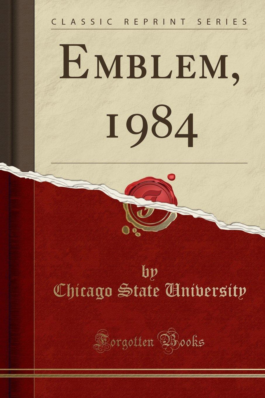 Emblem, 1984 (Classic Reprint) ebook
