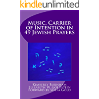 Music, Carrier of Intention in 49 Jewish Prayers book cover