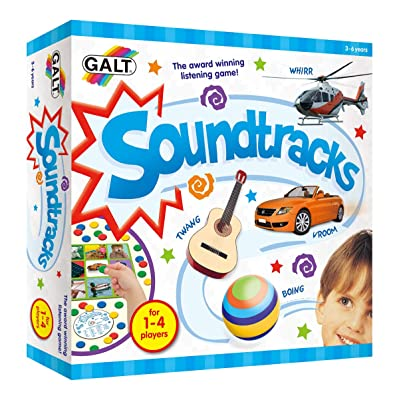 Galt Toys, Soundtracks, Sound Bingo Game: Toys & Games