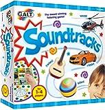 """Galt - LL10175 - Jeu éducatif - Loto Sonore """"Quel est ce Bruit ?"""""""