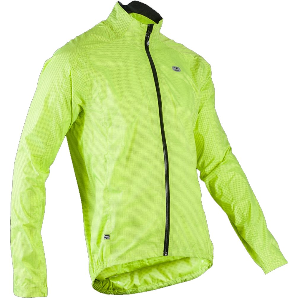 Sugoi Men's Zap Bike Jacket, Super Nova Yellow, Large by SUGOi