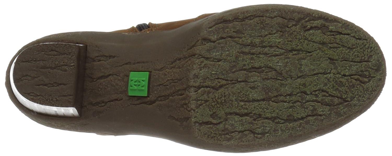 El Naturalista Naturalista Naturalista Damen Nf71 Pleasant Wood Lichen Biker Stiefel 1b0884
