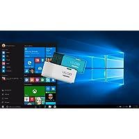ON USB FLASH PEN Re INSTALL Repair Restore WINDOWS 10 PROFESSIONAL 64 BIT Edition PC Laptop Computer