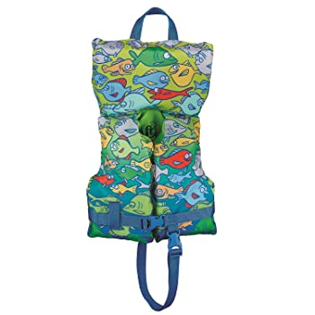 Full Throttle Toddler Swim Vest