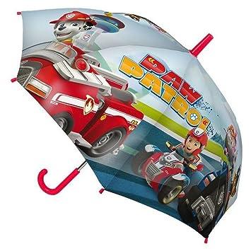 Paw Patrol 45 cm pista de carreras Junior paraguas