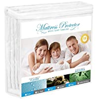 Deals on Adoric Full Size Waterproof Mattress Protector