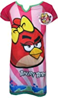 AME Sleepwear Big Girls'  Angry Birds Flying Dorm With Gift