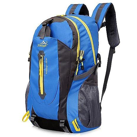 348023ef52 40L Zaino da Trekking Leggero, NATUCE Multi-funzionale Impermeabile Zaino  Campeggio Casual per Sport
