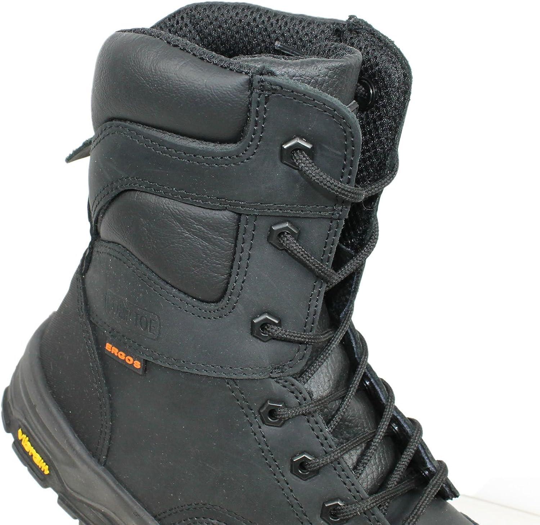 Ergos Montana S3 CI HRO Chaussures de s/écurit/é SRC Chaussures de Travail Chaussures Professionnelles Bottes B-Ware