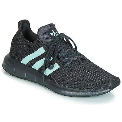 adidas Originals Swift Run Sneaker Herren Grau 40