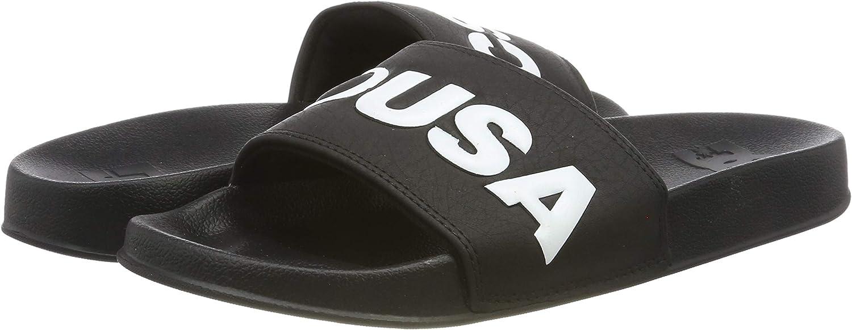 DC Shoes Slide Se Mens Slide Sandals: Shoes